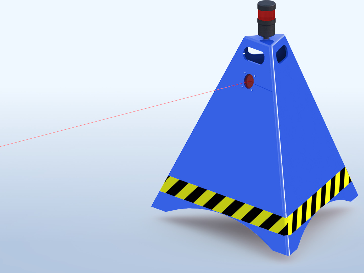 SmartCone Zone Monitor