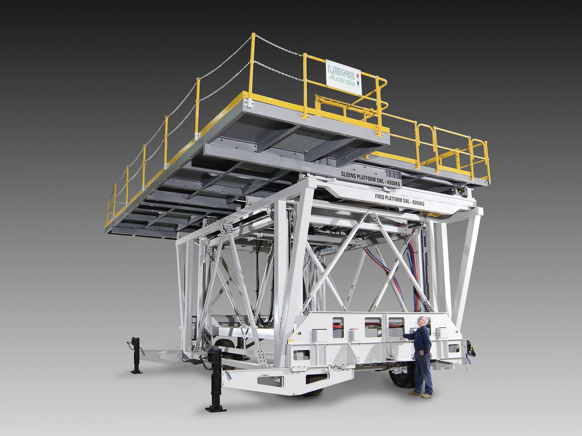 Elevating Work Platform